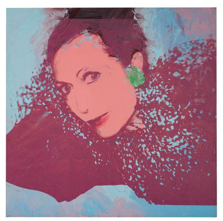 Andy Warhol-Helene Rochas-1974