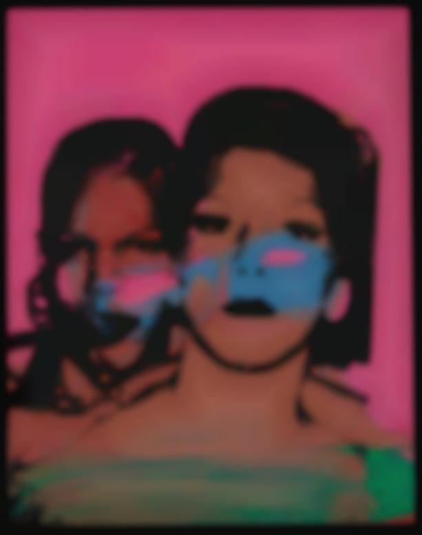 Andy Warhol-Ladies And Gentlemen-1974