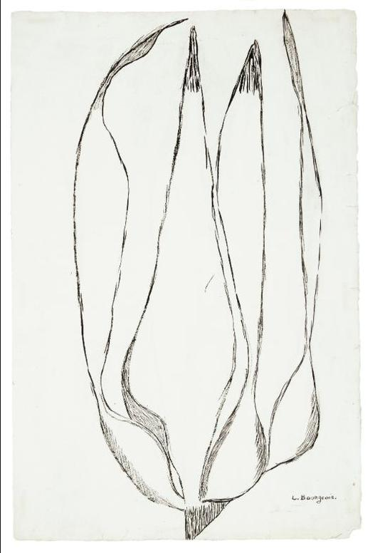 Louise Bourgeois-Untitled-1949