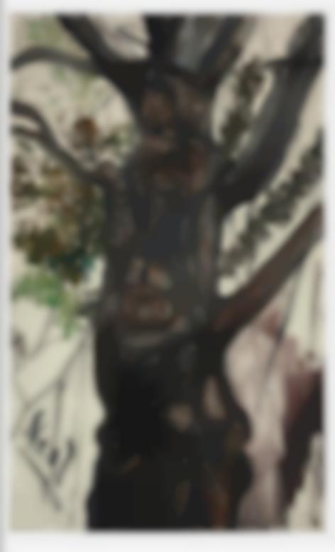 Alice Neel-Tree-1960