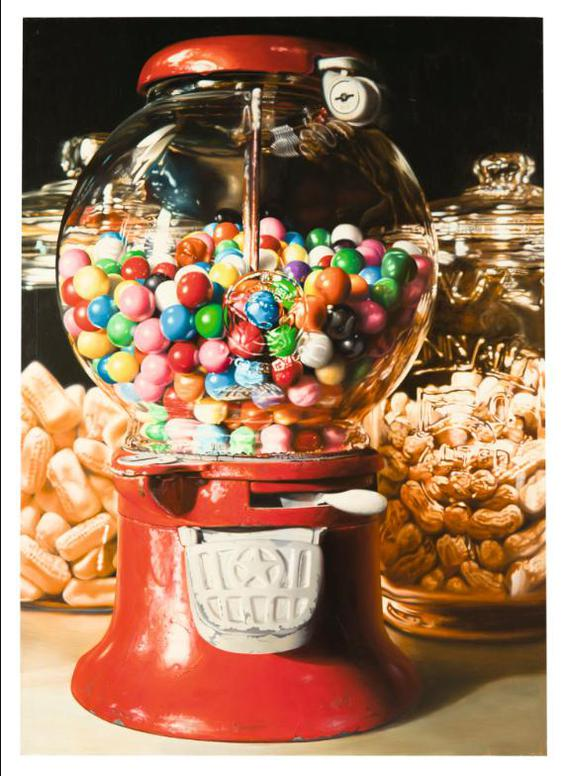 Charles S. Bell - Gumball 11-1976