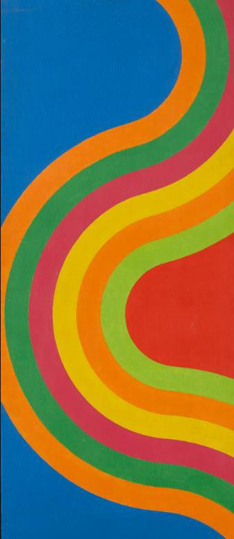 Cesar Paternosto - Riff-1965