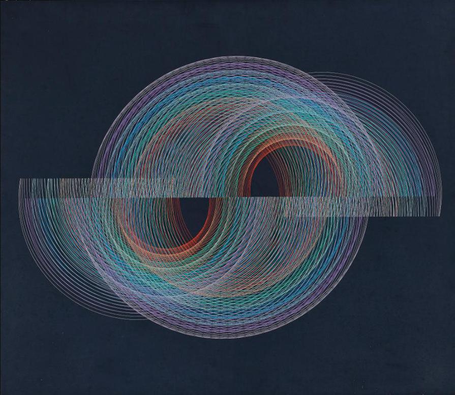 Eduardo Mac Entyre-Encuentros-1974