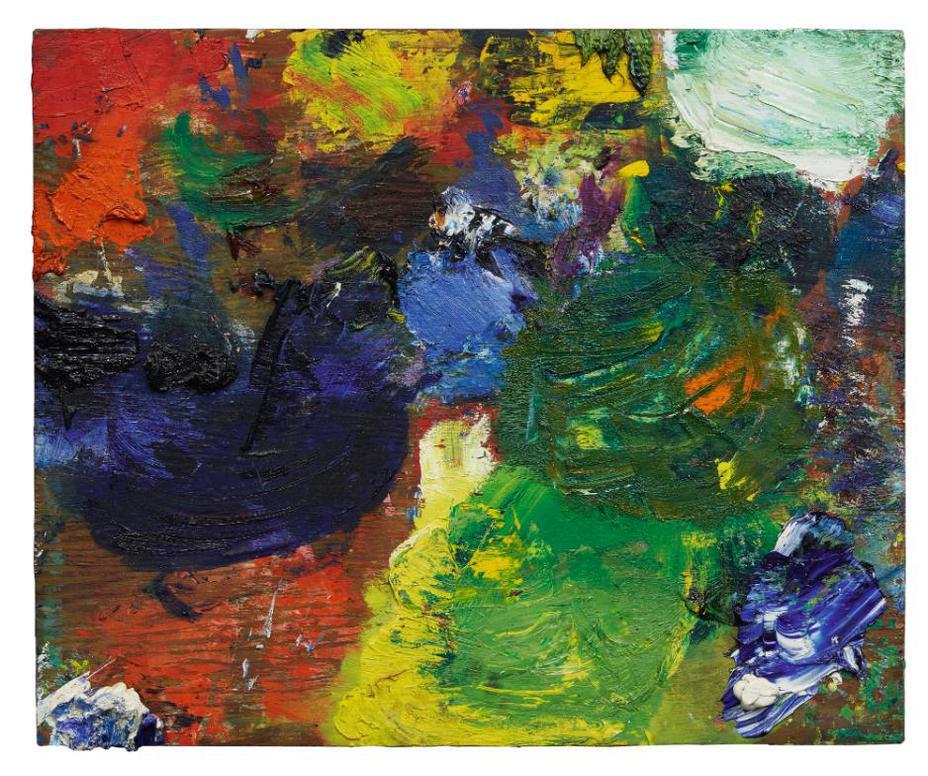 Hans Hofmann-Untitled-1965