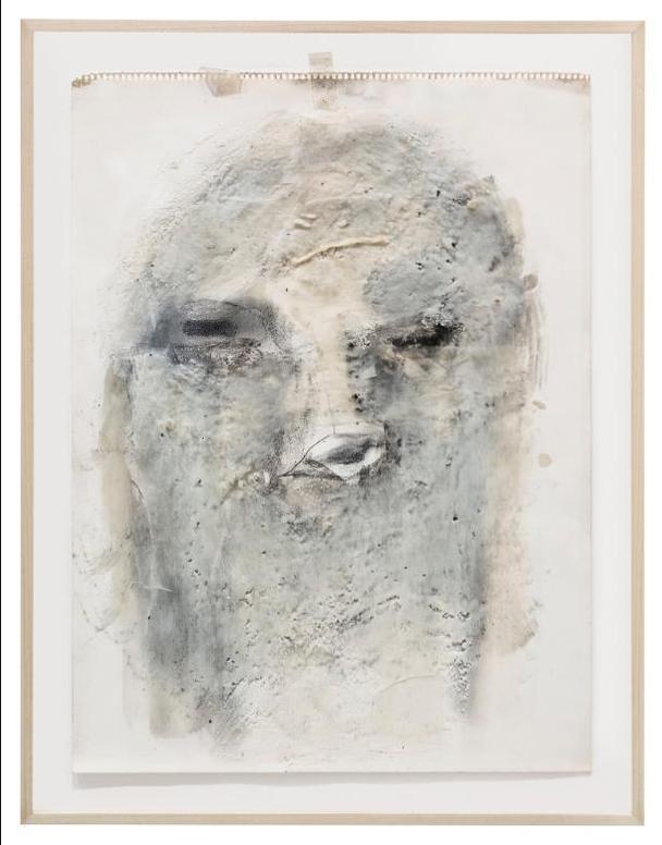Marisa Merz-Untitled-