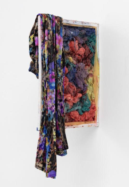 Kevin Beasley-Untitled (Spring)-2019