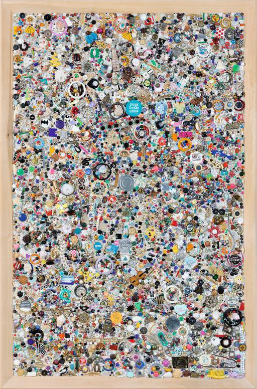 Mike Kelley-Memory Ware Flat #12-2001