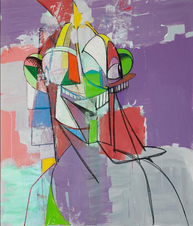 George Condo-Untitled-2013