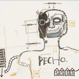 Jean-Michel Basquiat-Untitled-1983