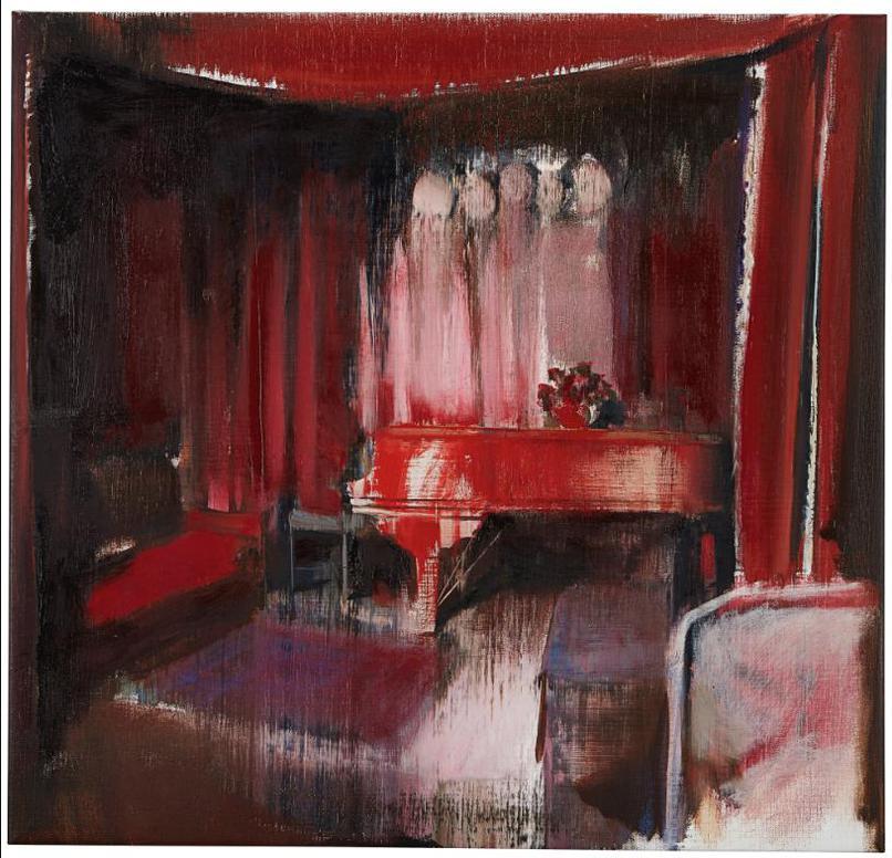 Adrian Ghenie-Graceland-2009