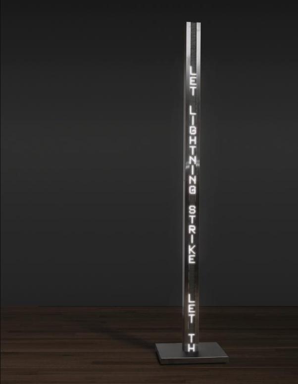 Jenny Holzer-White Tower-2007