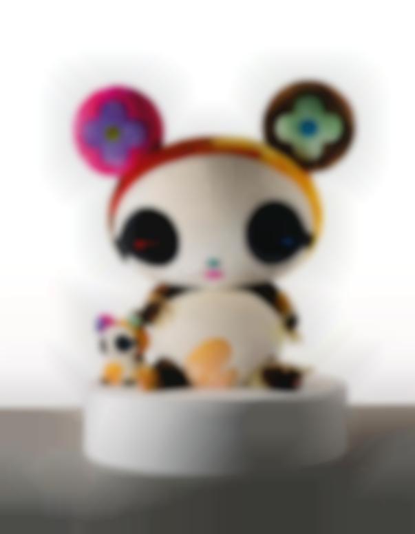 Takashi Murakami-Panda Geant-2009