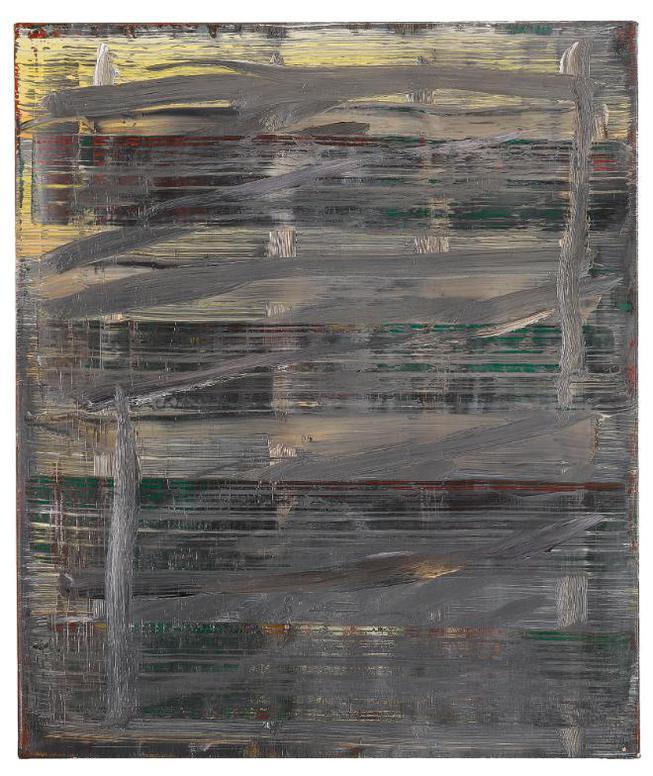 Gerhard Richter-Abstraktes Bild (752-4)-1991
