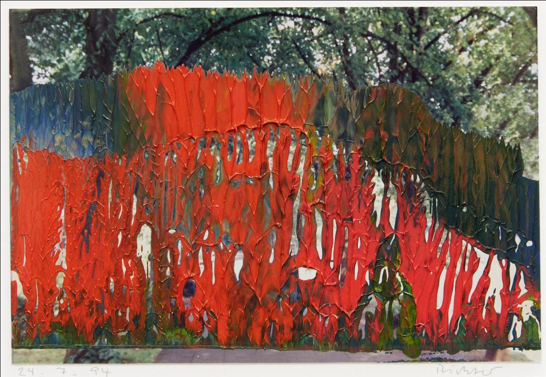 Gerhard Richter-24.7.94-1994