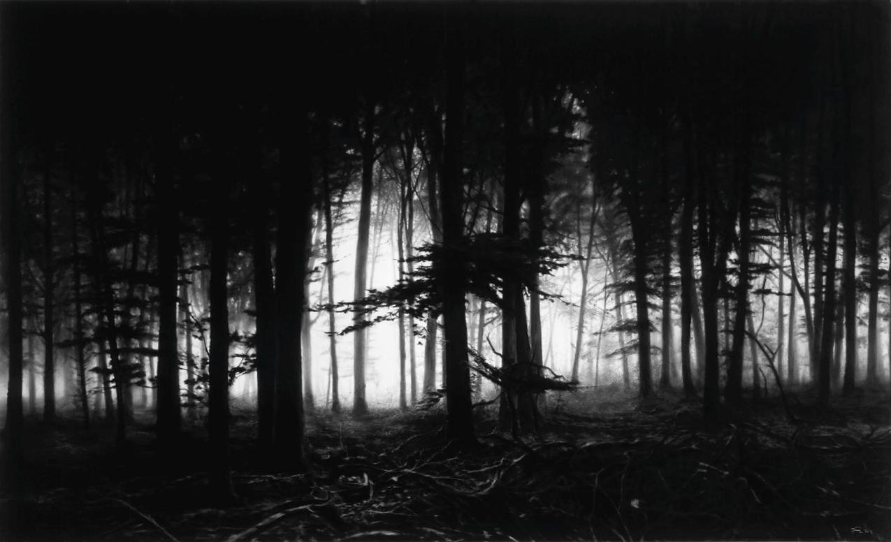 Robert Longo-Forest Of Doxa-2013