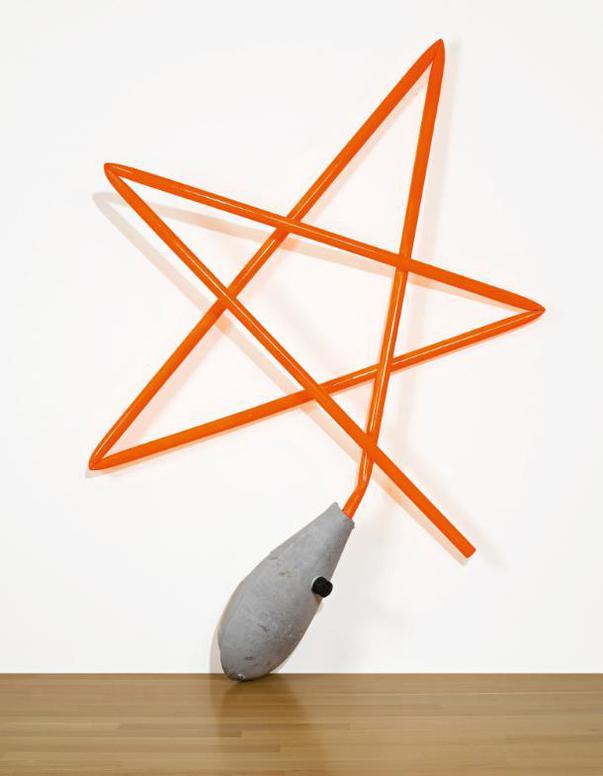 Mark Handforth-Electric Orange-2006