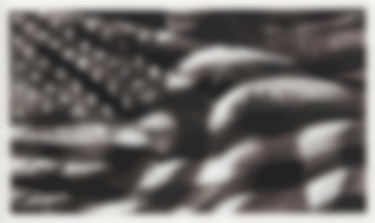 Robert Longo-Study For X-25-2013