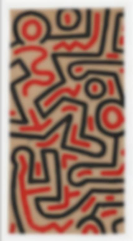 Keith Haring-Untitled-1984