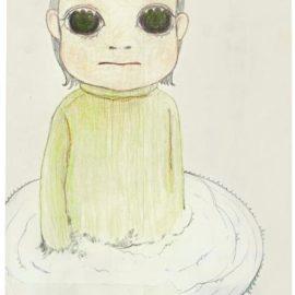 Yoshitomo Nara-Who Snatched The Babies-2002
