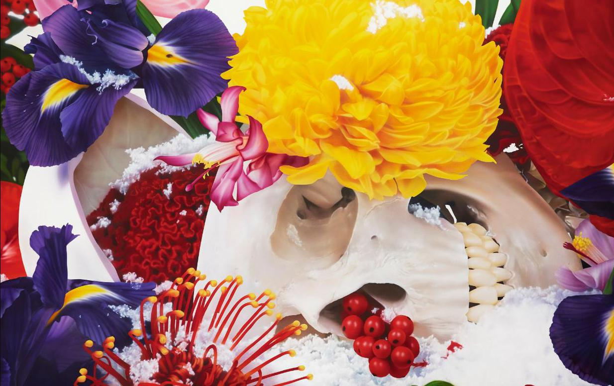 Marc Quinn-The Beautiful Reassimilation-2008