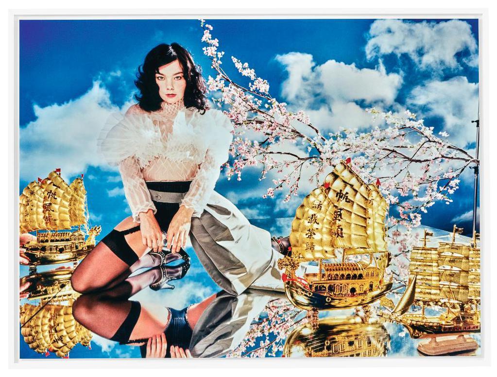 David LaChapelle-Bjork: Virtues Bjork-2001