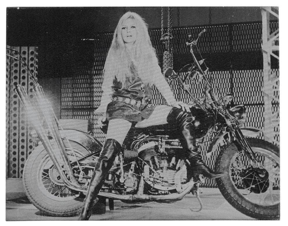 Russell Young-Brigitte Bardot-2007