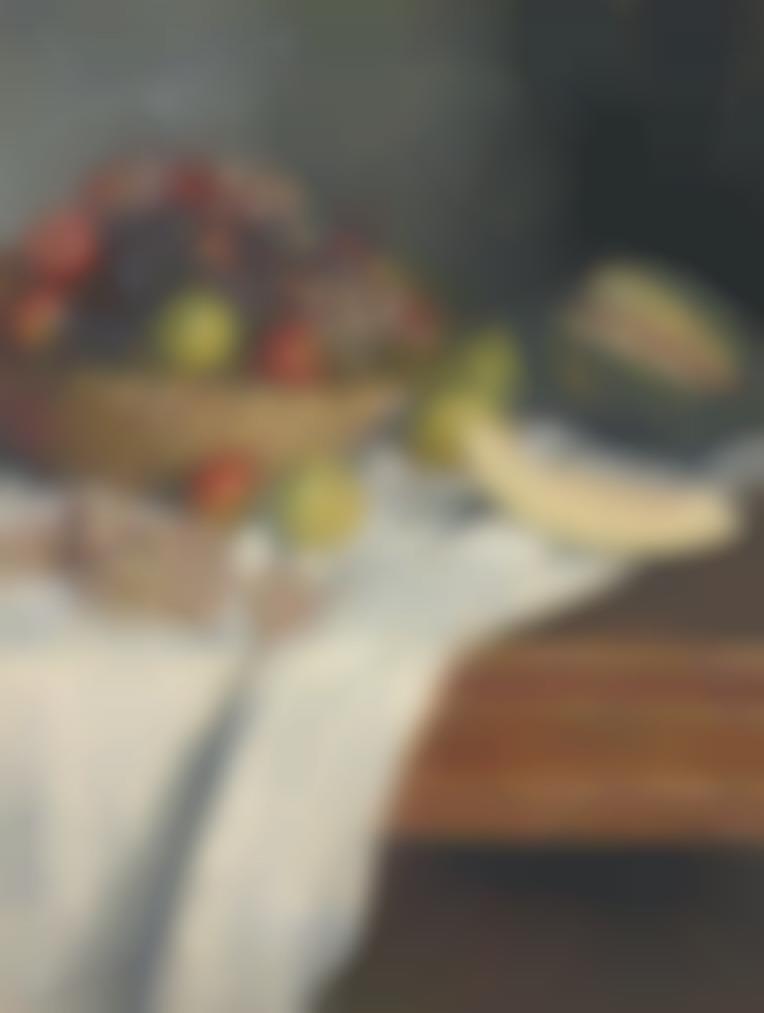 Claude Monet-Nature Morte Au Melon Despagne-1879