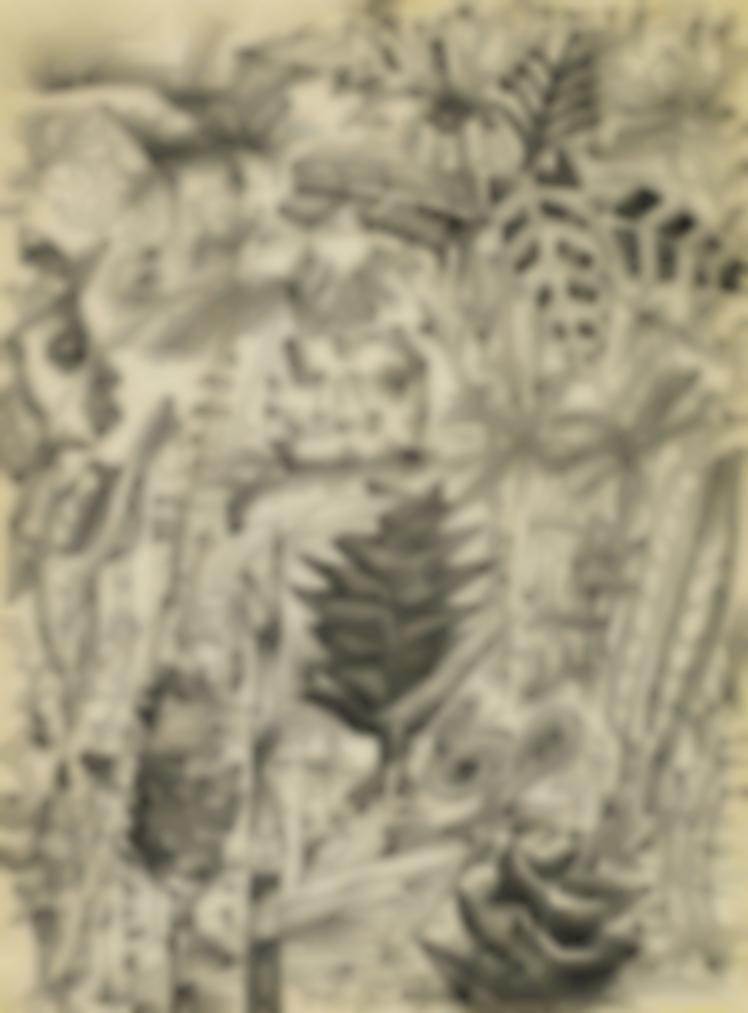 Andre Masson-Martinique-1941