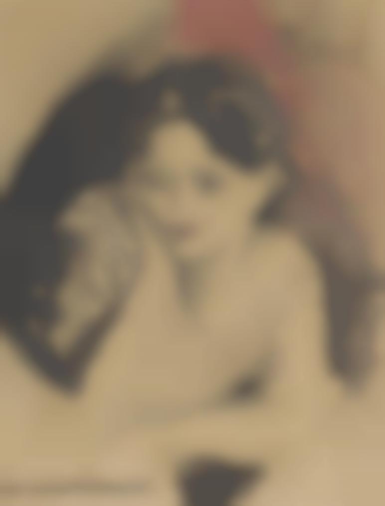 Pablo Picasso-Jeune Femme (Germaine)-1901