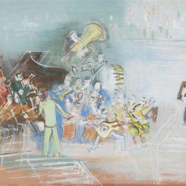 Jean Dufy-Lorchestre
