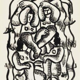 Fernand Leger-Femmes-1939