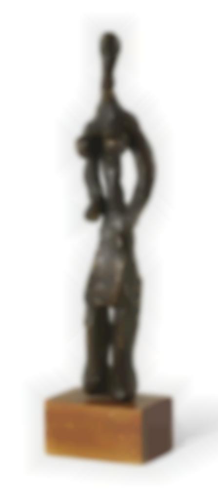 Pablo Picasso-Femme Debout-1945