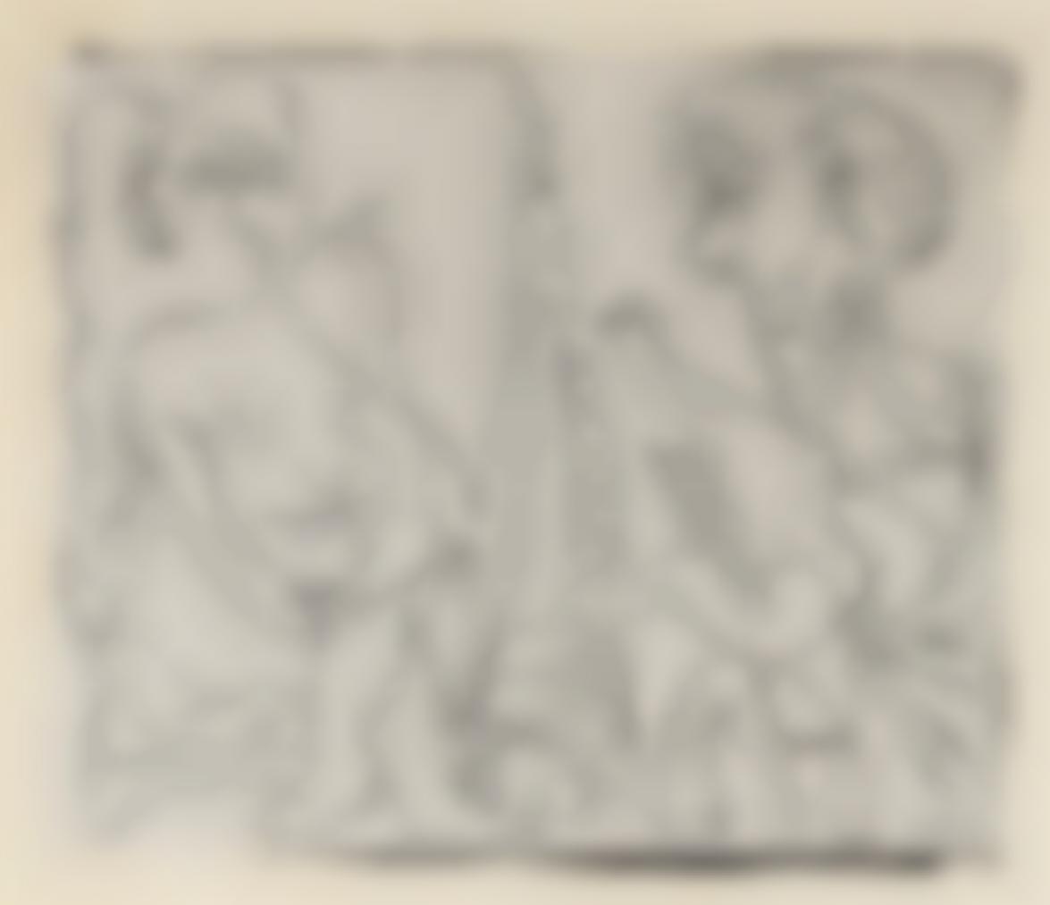 Pablo Picasso-Peintre Et Modele Au Fauteuil-1963