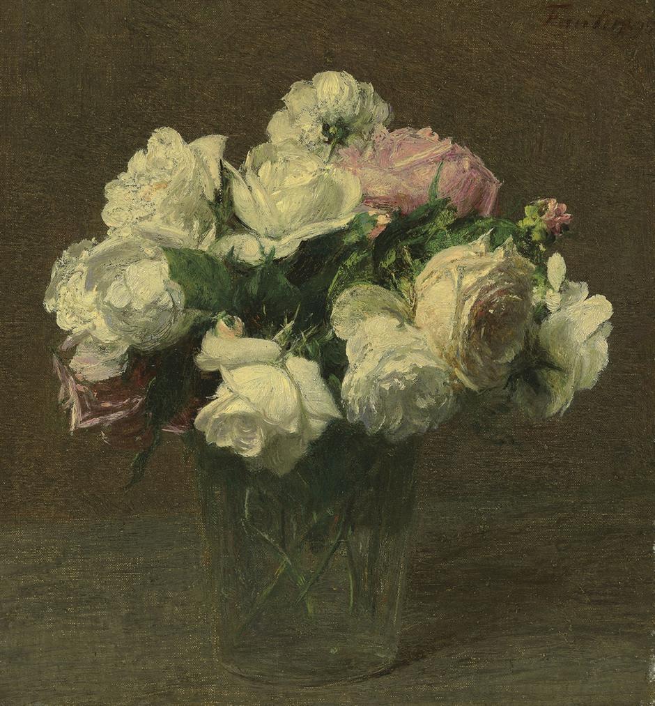 Henri Fantin-Latour-Roses-1895