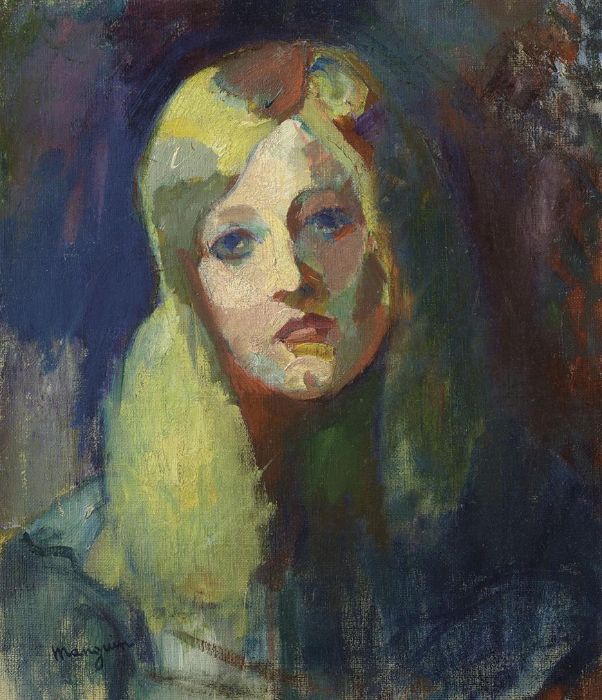 Henri Charles Manguin-Marie-1899