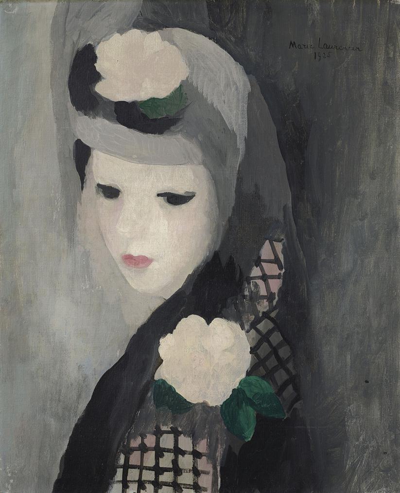 Marie Laurencin-Manola-1925