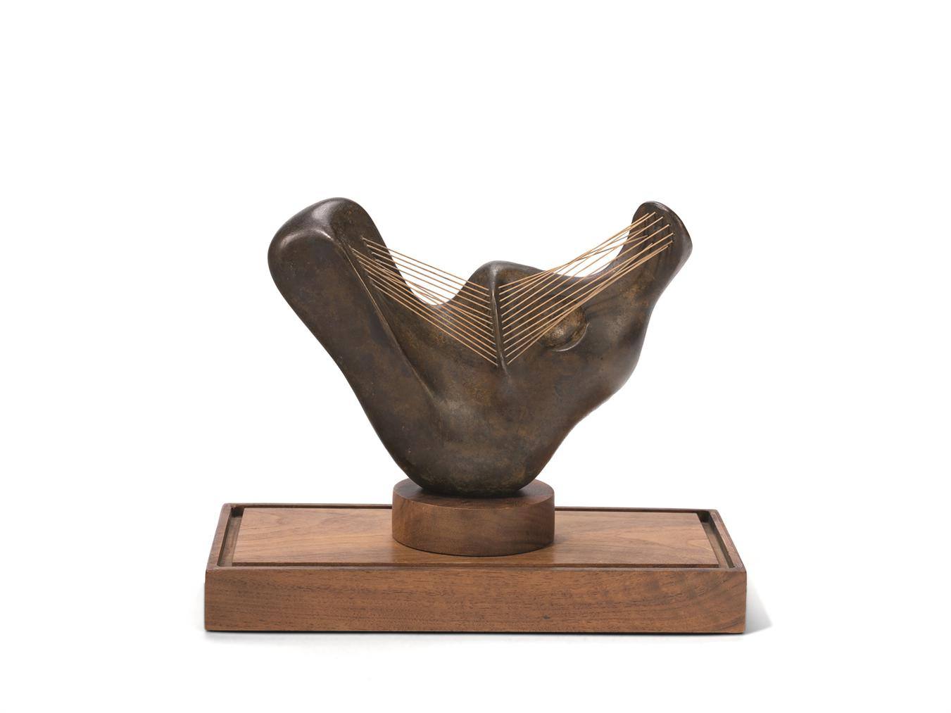 Henry Moore-Mother And Child-1939