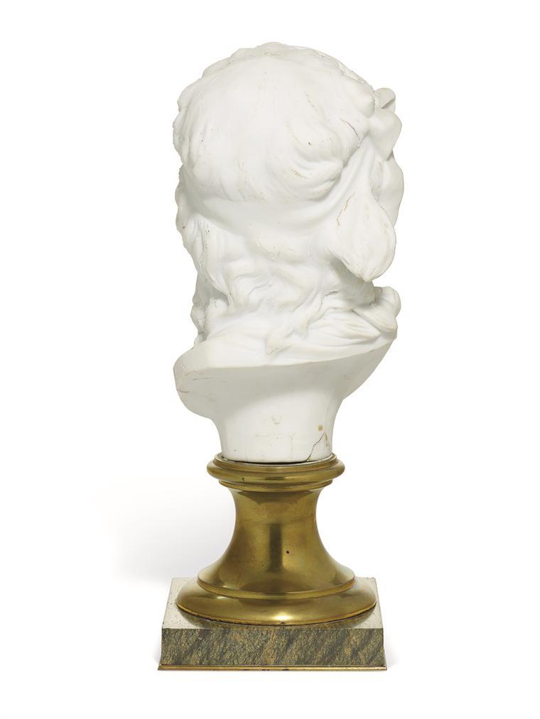 Auguste Rodin-Buste De Suzon, Reduction No. 3-1875