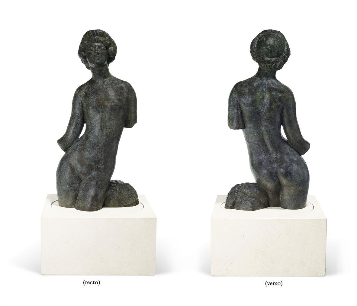 Antoine Bourdelle-Le Fruit-1911
