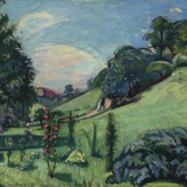 Charles Camoin-Promenade Dans Un Parc-1903