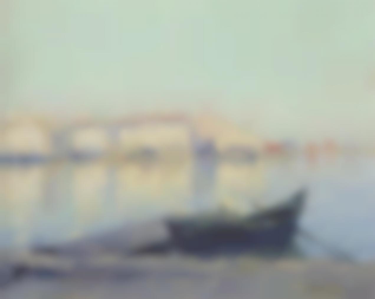 Francis Picabia-Sans Titre (Port De Martigues)-1902