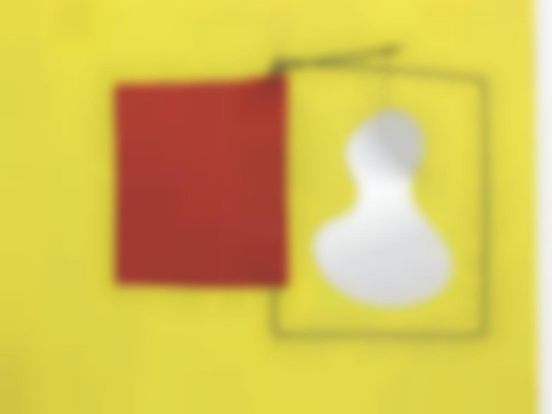 Alexander Calder-Little Yellow Panel-1936