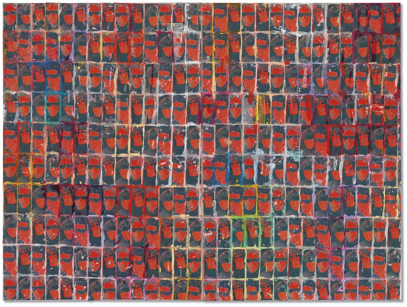 Richard Prince-Untitled (The Velvets)-2007
