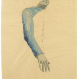Bruce Nauman-From Hand To Mouth-1967