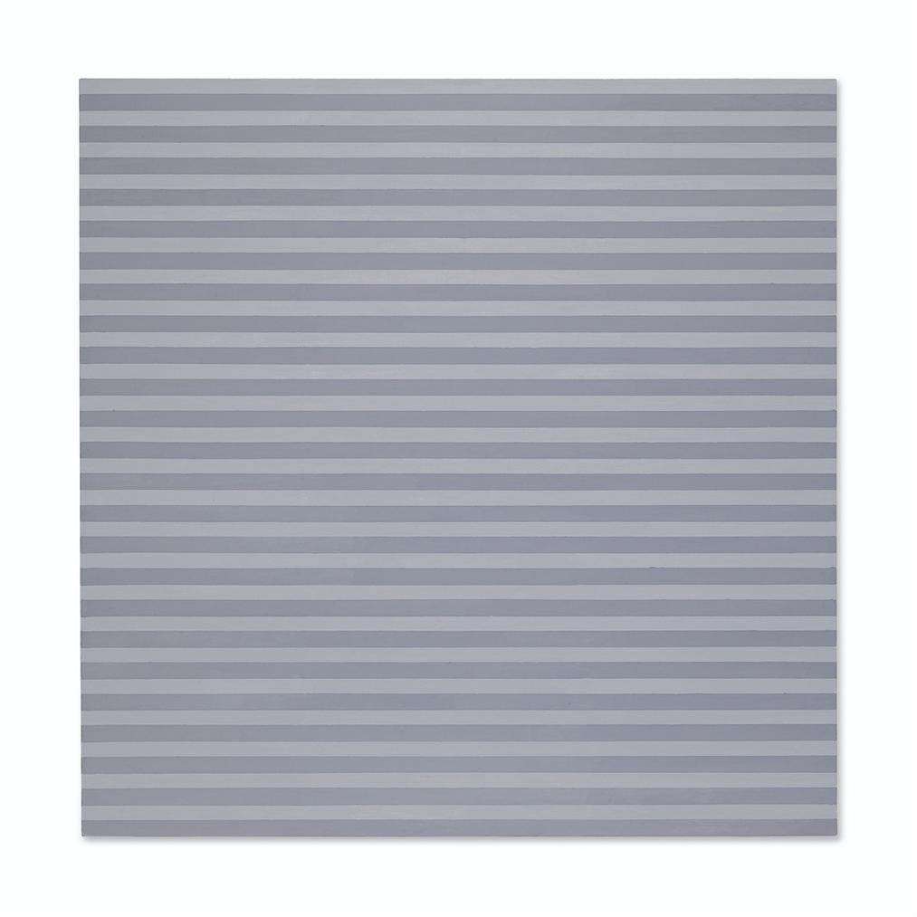 Agnes Martin-Untitled #10-1985