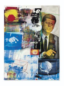 Robert Rauschenberg-Buffalo II-1964