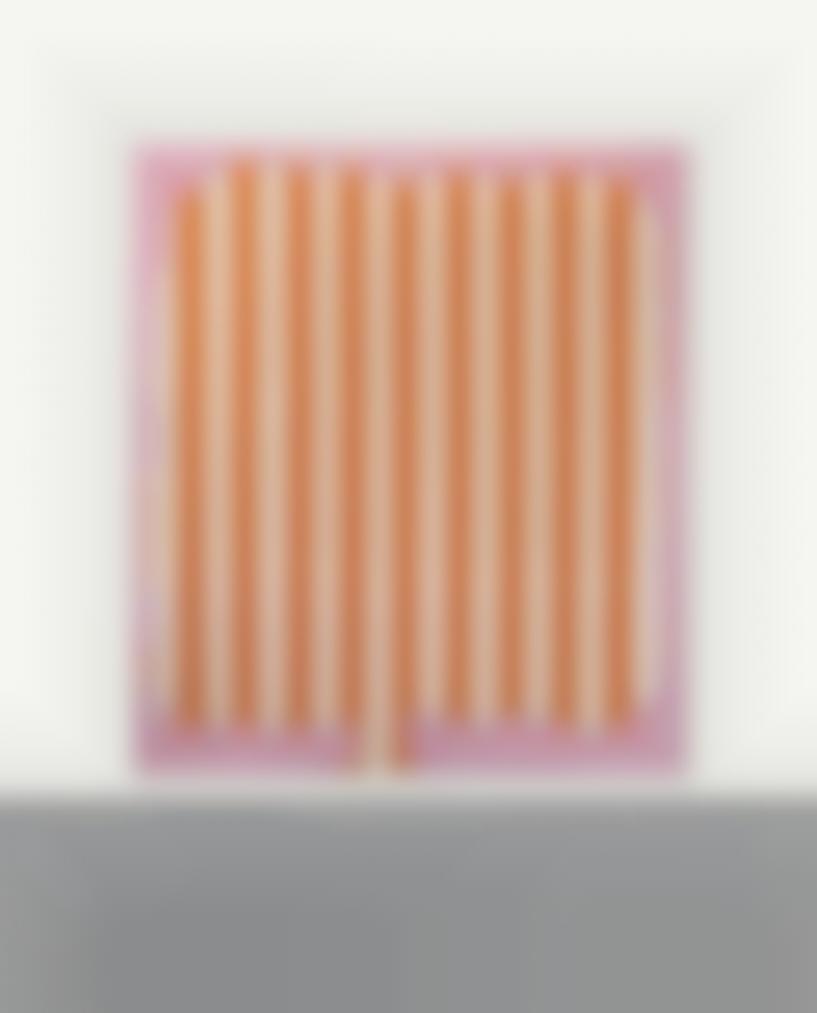 Daniel Buren-Peinture Aux Formes Indefinies-1966