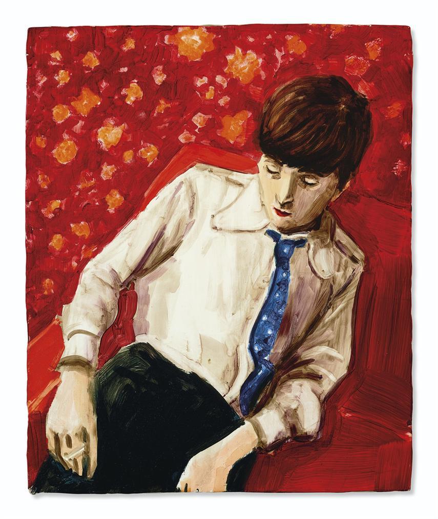 Elizabeth Peyton-John Lennon 1965 (Hotel)-1995