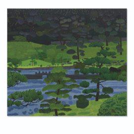 Jonas Wood-Japanese Garden 3-2019