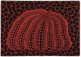 Yayoi Kusama-Pumpkin Twaa-2003